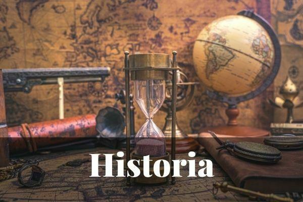 master-historia